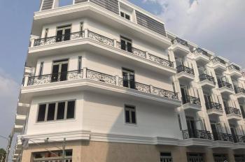 Bán nhà Thống Nhất - Tô Ngọc Vân, 1 trệt 4 lầu, sổ hồng chính chủ, công chứng ngay. 0909228829