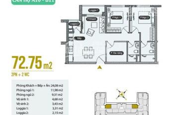Bán căn 2PN và 3PN dự án Anland Premium - Nam Cường giá tốt nhất đầu năm