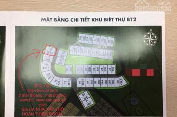 Sở hữu căn góc biệt thự 3 mặt thoáng FLC Hạ Long chỉ 10.6tỷ - cam kết vận hành-LH Ms Hà 0369305892