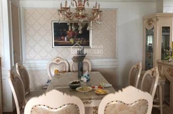 Cho thuê căn hộ chung cư Mandarin Garden Hoàng Minh Giám, 168m2, 3PN đủ đồ Hoàng Gia (có ảnh)