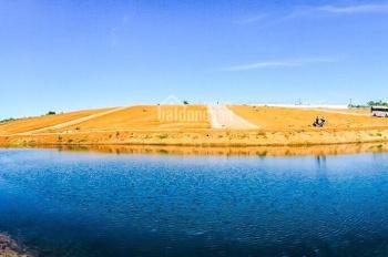 Nhà xa không quản lý được nên bán lô đất view hồ
