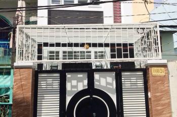 Bán nhà 62,4m2 1 trệt 1 lầu nhà mới đẹp đường Nguyễn Thần Hiến, Phường 18, Quận 4