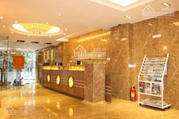 Nhà mặt mặt phố Vũ Phạm Hàm, DT 153m2, MT 5.5m x 7 tầng thang máy, 40 tỷ. 0913 80 81 86