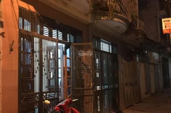 Bán nhà dân 4 tầng khu Bằng A, Bằng Liệt, Hoàng Liệt Hoàng Mai Hà Nội DT: 36m2, MT: 3,5m