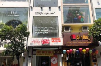 Cho thuê nhà nguyên căn 176B Nguyễn Trãi, Q1. DT 5x20m 2 lầu 45tr