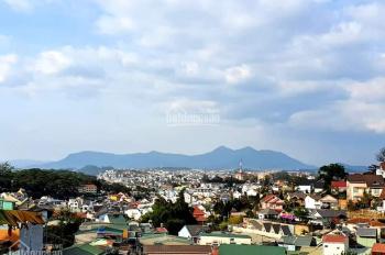 Bán đất chính chủ xây dựng khách sạn view cực đẹp trung tâm thành phố Đà Lạt, giá rẻ