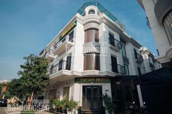 Cho thuê căn góc vườn hoa Vinhomes Dragon Bay Hạ Long 4 tầng nội thất full khách sạn
