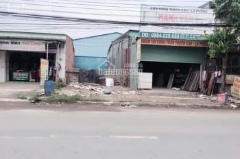 Bán đất mặt tiền kinh doanh tiềm năng, đường Lê Thị Trung, An Phú, Thuận An, Bình Dương
