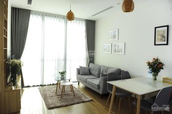 Cho thuê căn hộ Vinhomes Sky Lake Phạm Hùng DT 77m2, 2PN, full đồ giá 17 triệu LH 0968956086