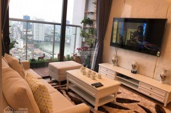 Cho thuê căn hộ chung cư Vinhomes Metropolis Liễu Giai tòa M3, DT 72m2 giá rẻ 18tr/th. 0913719066