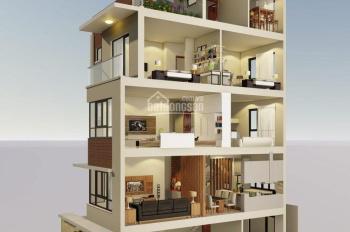 Bán liền kề 82m2 - tại Thống Nhất Complex - 82 đường Nguyễn Tuân - nhà xây 5 tầng, đã giao nhà