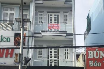 Bán nhà hẻm xe hơi đường Lạc Long Quân, DT: 3.1 x 12m, giá: 5.2 tỷ, P. 3, Q. 11, Hồ Chí Minh