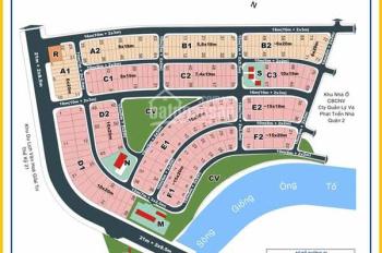 Bán đất sổ đỏ KDC Văn Minh, MT Mai Chí Thọ Quận 2, giá có sổ 39tr/m2, bao VAT. LH 0931022221 Trinh