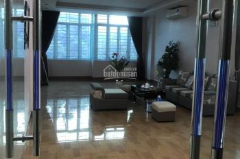 Cho thuê cửa hàng KD, VP tầng 1 + 2 mặt phố Trần Hòa, Định Công, mặt sàn 100m2, MT 5m