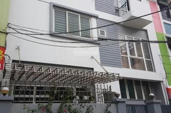 Cho thuê nhà mặt phố số 5 ngõ 39 Nguyễn Trãi, Thanh Xuân, diện tích 120m2 x 4T, mặt tiền 10m