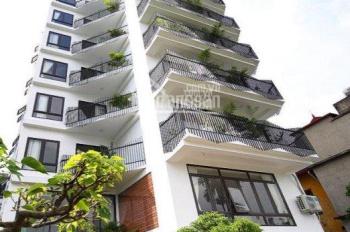 Bán tòa căn hộ mặt đường Tây Hồ, 36 tỷ, 130m2 xây mới 7 tầng, thang máy, cho thuê rất được giá