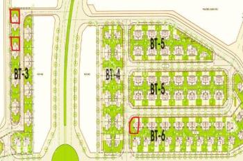 Bán gấp lô biệt thự BT6 khu Ngoại Giao Đoàn, Bắc Từ Liêm vị trí đẹp giá chỉ 39 tỷ full nội thất