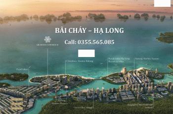 Đầu tư shophouse mặt vịnh Hạ Long giá tốt nhất thị trường - Liên hệ: 0977673036