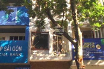 Cho thuê nhà mặt tiền Lê Thị Hồng Gấm gần Yersin, Q.1 KD Tự do
