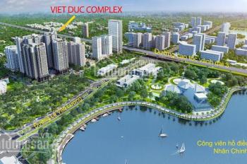 Đặt mua ngay chung cư Việt Đức Complex, giá tốt nhất Lê Văn Lương ưu đãi chỉ từ 2,4 tỷ - 3,2 tỷ/căn