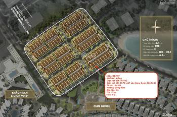 Bán căn biệt thự liền kề tại Bãi Cháy, Hạ Long - diện tích 104m2 - giá 9 tỷ. LH Đỗ Tuân 0916992778
