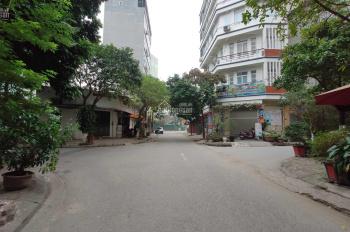 Bán đất KĐT Mỗ Lao 74.7m2 giá 8.2 tỷ mặt tiền 6.5m đường ô tô rộng rãi