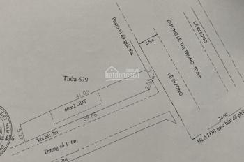Bán nhà và 8 ki ốt mặt tiền Lê Thị Trung đang thu nhập tháng 30 triệu