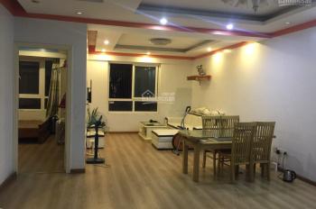 Bán căn hộ chung cư 25 Lạc Trung, 124m2, tầng 7, 3PN, 2WC, căn hộ rộng rãi, giá 27.5 tr/m2