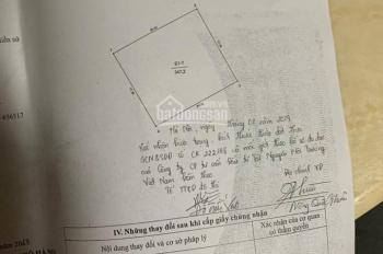 Đất nền sổ đỏ phân lô phường Việt Hưng, Long Biên, đường rộng 17m, giá chỉ từ 48 triệu/1m2