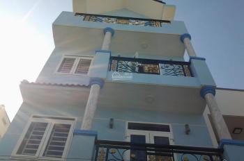 Cần bán căn nhà 3 lầu Phường Bình Trưng Tây, Q2