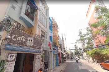 Cho thuê nhà MT số 64 Huỳnh Khương Ninh, Quận 1, DT 4x14m, 1 trệt 3 lầu, giá 45 trđ/tháng