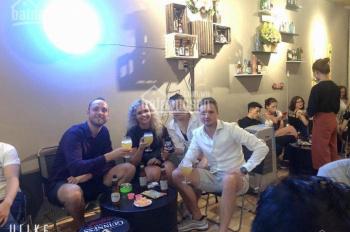 Cần sang quán cafe beer mặt tiền quận Phú Nhuận