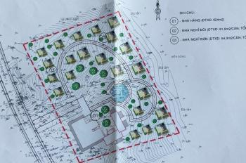 Đất Bãi Rạng ven biển Quy Nhơn Sông Cầu, hơn 2 ha đã có giấy phép xây dựng resort