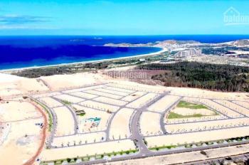 Sang nhượng nền đất thuộc phân khu 4, dự án Nhơn Hội New City giá tốt