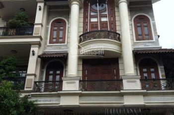 Cho thuê làm nhà hàng mặt tiền khu đường Hoa - Phan Xích Long, Q. PN 8x20m 4 tầng. Chỉ 80 tr/th