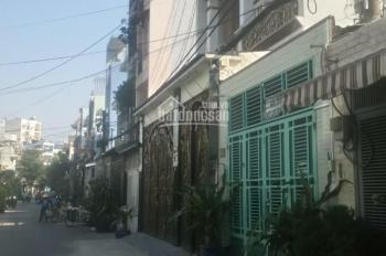 Cho thuê nhà hẻm 68 Trần Tấn, 4x16m, 2 lầu giá 12 tr/th, 0916066718