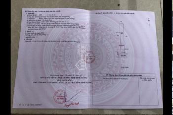 Cần bán lô đất mặt tiền DH409 gần ngã tư Bà Chi, Tân Hiệp, Tân Uyên
