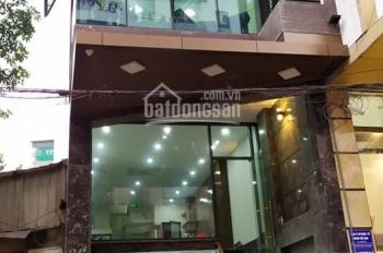 Cửa hàng - showroom - văn phòng. Mặt đường Vương Thừa Vũ 100m2 - giá 19tr/tháng