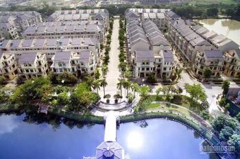 Cho thuê biệt thự xây thô hoàn tiện mặt ngoài tại KĐT Xuân Phương Viglacera, Q. Nam Từ Liêm, Hà Nội