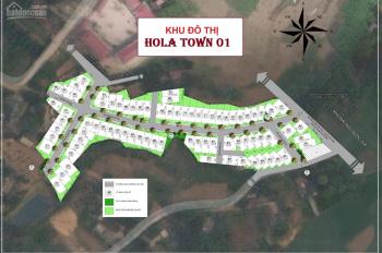 Đất dự án Hola Town 1, sổ đỏ 2019 hà nội, 104m2, 1 tỷ, xã Tiến Xuân, Huyện Thạch Thất. 0375888567