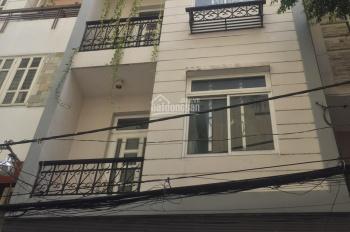 Cho thuê nhà giá tốt 4x15m 2 lầu hẻm lớn đường Nguyễn Văn Trỗi, P. 10, Q. Phú Nhuận