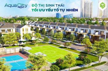 Bán biệt thự nhà phố Aqua City, giá từ 5,9 tỷ/căn (6x20m), tặng đến 100 chỉ vàng, LH 0903053070