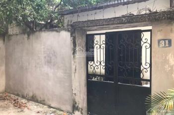 Tôi cần tiền nên bán nhanh nhà đất 53m2 31/699 Trương Định, Hoàng Mai, HN. Nhà hiện là nhà cấp 4