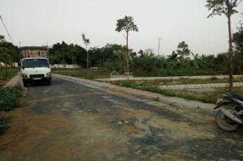Bán 162,3m2 đất xóm Miễu, cạnh ký túc xá ĐHQG Hà Nội, 100% thổ cư, chỉ 1,3 tỷ