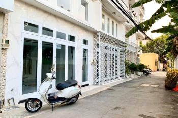 KDC Phạm Văn Chiêu, P8, Gò Vấp. DT 5,5x8m, nhà 1 lửng 3 lầu, hẻm xe hơi 6m, giá 5,55 tỷ, 0938449092