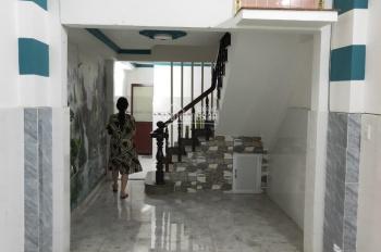 Cho thuê nhà mới đẹp HXH đường Lạc Long Quân, P. 3, Q. 11, 3.2x12m, trệt lửng lầu 3PN 3WC. 12tr/th