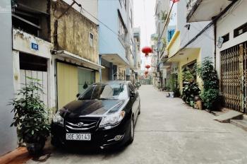 Bán nhà cũ cấp 4, mua về xây mới ngõ 280 Thanh Bình, Hà Đông, oto vào tận nhà