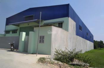 Bán gấp nhà xưởng 1200 m2 tại Đức Hòa Đông, Đức Hòa, Long An. Giá 12 tỷ 900 tr TL, LH: 0901443788