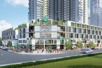 Cho thuê các tầng shophouse khu đô thị Gamuda Gardens - LH: 0974878275
