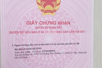 Chính chủ bán 1 lô đất dự án Nam Khang Nguyễn Duy Trinh lô sạch đẹp